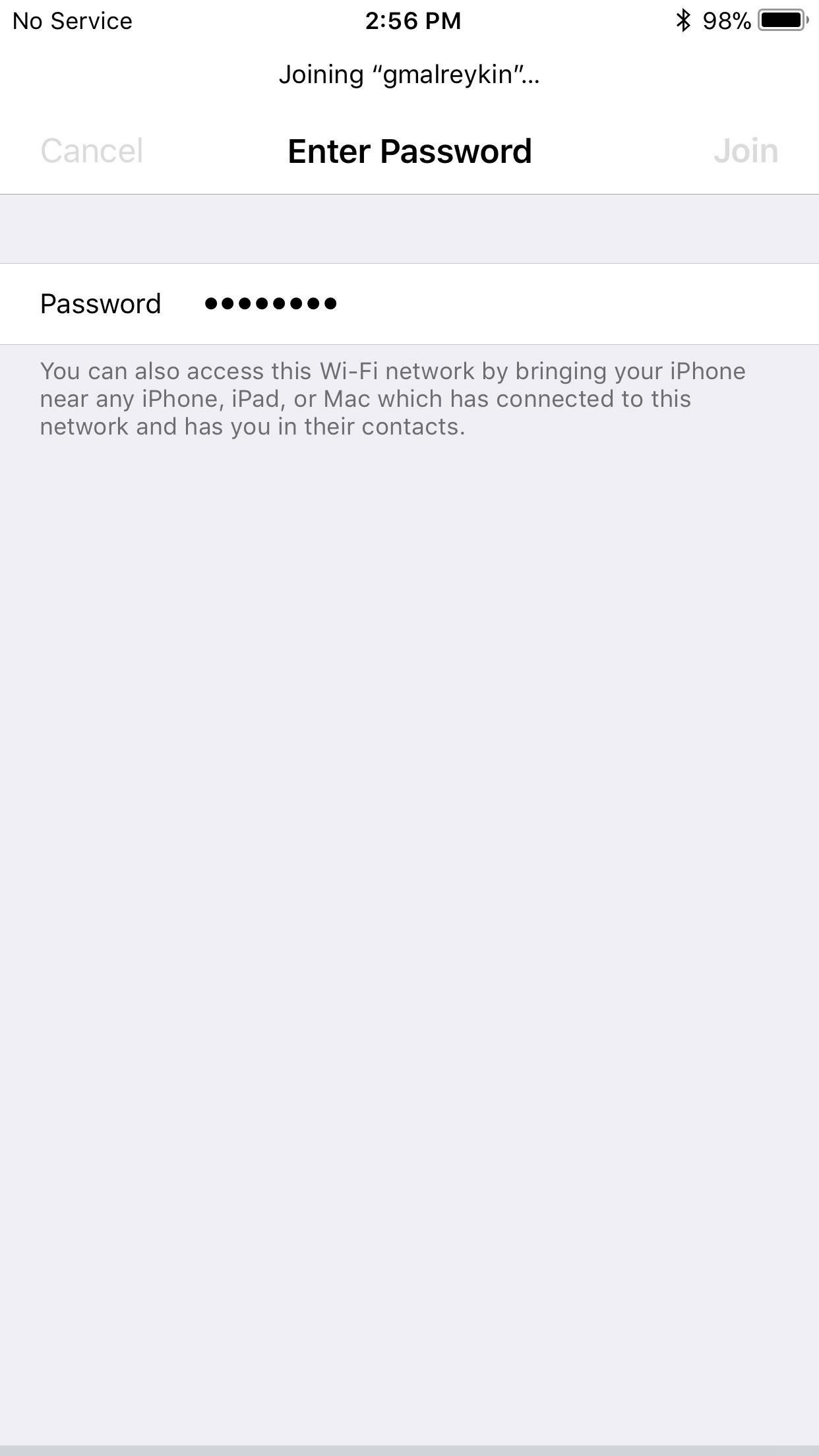 How to Instantly Share Wi-Fi Passwords from Your iPhone to Other iOS 12 Devices Nearby