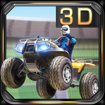 ATV Racing 3D Arena Stunts Взлом и Читы. Инструкция для iOS и Android